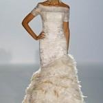 Vestido de Noiva beje