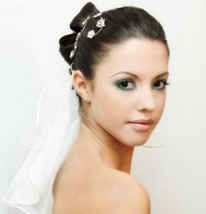 Maquiagem para Noiva veu