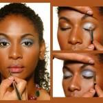 Maquiagem de Pele Negra