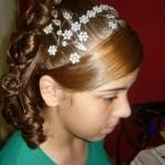 Penteados para debutantes