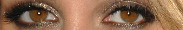 Foto de Cor dos olhos serem amarelos