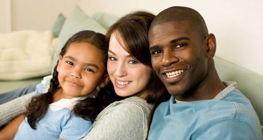 Relacionamentos entre pessoas de raças diferentes