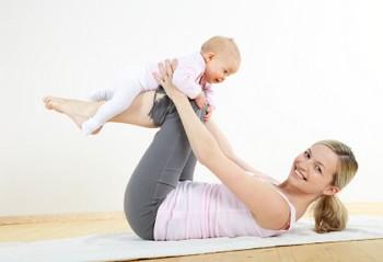 Perca peso de fora saudável após a sua gravidez seguindo os nossos truques