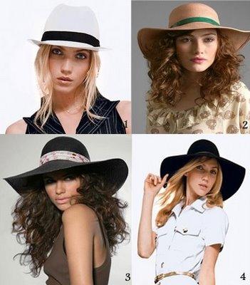 Descubra o chapéu ideal para o seu rosto.